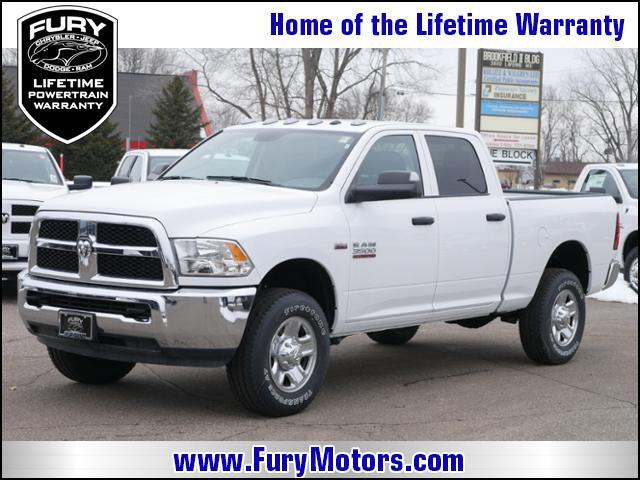 2018 Ram 3500 Tradesman 4x4 Crew Cab 6'4 Box Lake Elmo MN