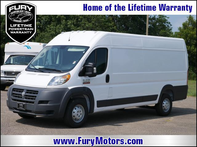 2018 Ram ProMaster Cargo Van 3500 High Roof 159 WB EXT St. Paul MN