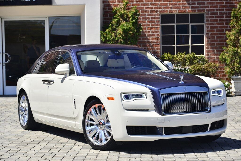 2018 Rolls-Royce Ghost Beverly Hills CA 25967573