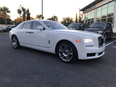 2018_Rolls-Royce_Ghost_SWB_ Charleston SC