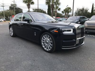 2018_Rolls-Royce_Phantom_SWB_ Charleston SC