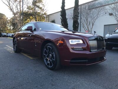 2018_Rolls-Royce_Wraith_Black Badge_ Charleston SC