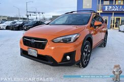 2018_Subaru_Crosstrek_Limited / AWD / Eye Sight Pkg / Power & Heated Leather Seats / Sunroof / Adaptive Cruise Control / Blind Spot & Lane Departure Alert / Apple CarPlay & Andriod Auto / Back Up Camera / Keyless Entry & Start / 1-Owner_ Anchorage AK