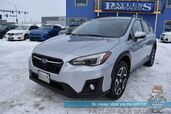 2018 Subaru Crosstrek Limited / AWD / Heated Seats / Blind Spot Alert / Bluetooth / Back Up Camera / Cruise Control / 33 MPG / 1-Owner