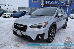 2018_Subaru_Crosstrek_Limited / AWD / Heated Seats / Blind Spot Alert / Bluetooth / Back Up Camera / Cruise Control / 33 MPG / 1-Owner_ Anchorage AK