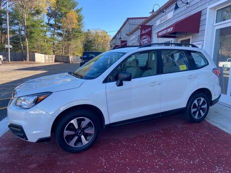 2018 Subaru Forester  Marshfield MA