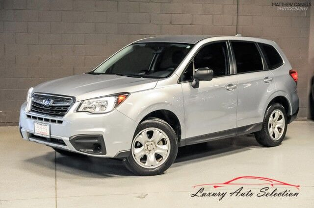 2018_Subaru_Forester AWD_4dr SUV_ Chicago IL