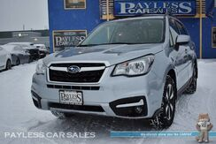 2018_Subaru_Forester_Premium / AWD / Eye Sight Pkg / Power Heated Seats / Panoramic Sunroof / Bluetooth / Back Up Camera / Adaptive Cruise Control / Blind Sport & Lane Depart Alert / 32 MPG / 1-Owner_ Anchorage AK