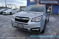 2018_Subaru_Forester_Premium / AWD / Eye Sight Pkg / Power & Heated Seats / Panoramic Sunroof / Blind Sport & Lane Departure Assist / Forward Collision Alert / Adaptive Cruise Control / Bluetooth / Back Up Camera / 32 MPG_ Anchorage AK