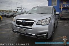 2018_Subaru_Forester_Premium / AWD / Eye Sight Pkg / Power & Heated Seats / Panoramic Sunroof / Lane Departure Assist / Forward Collision Alert / Blind Spot Alert / Adaptive Cruise Control / Bluetooth / Back Up Camera / 32 MPG_ Anchorage AK