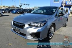 2018_Subaru_Impreza_/ AWD / Automatic / Power Locks & Windows / Bluetooth / Back Up Camera / Cruise Control / 38 MPG_ Anchorage AK