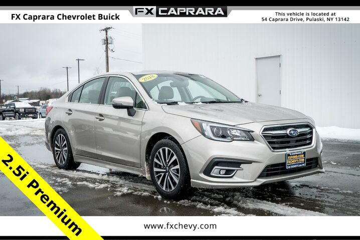 2018 Subaru Legacy 2.5i Watertown NY