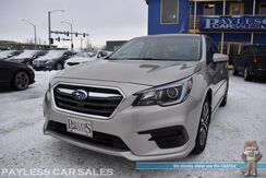2018_Subaru_Legacy_Premium / AWD / Power & Heated Cloth Seats / Dual Climate Zone / Bluetooth / Apple CarPlay & Android Auto / Back Up Camera / Cruise Control / 34 MPG / 1-Owner_ Anchorage AK