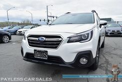 2018_Subaru_Outback_Limited / AWD / Eye Sight Pkg / Front & Rear Heated Leather Seats / Sunroof / Navigation / Harman Kardon Speakers / Bluetooth / Back Up Camera / Adaptive Cruise Control / 32 MPG / 1-Owner_ Anchorage AK