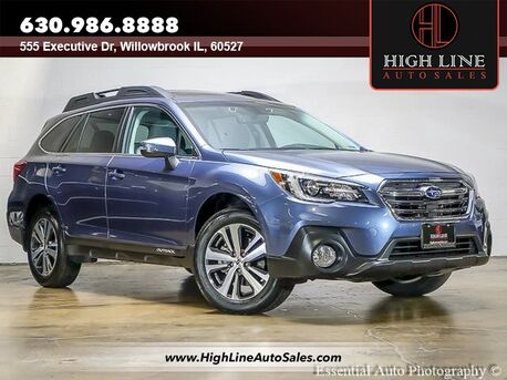 2018_Subaru_Outback_Limited_ Willowbrook IL