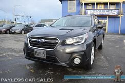 2018_Subaru_Outback_Premium / AWD / Eye Sight Pkg / Power & Heated Seats / Sunroof / Navigation / Adaptive Cruise Control / Blind Spot & Lane Depart Assist / Apple CarPlay & Andriod Auto / Back Up Camera / 32 MPG / 1-Owner_ Anchorage AK