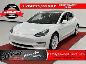 2018_Tesla_Model 3_Long Range_ Waite Park MN