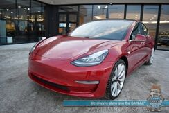 2018_Tesla_Model 3_Performance / AWD / Dual Motor / Auto Pilot / Heated Leather Seats / Panoramic Sunroof / Adaptive Cruise / Navigation / Bluetooth / Back Up Camera / 310 Mile Range / Low Miles / 1-Owner_ Anchorage AK