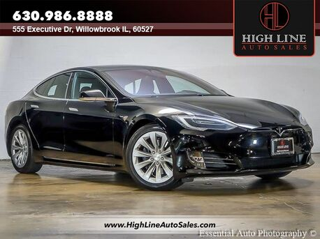 2018_Tesla_Model S_75D_ Willowbrook IL