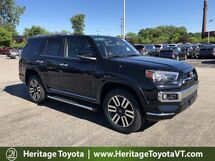 2018 Toyota 4Runner Limited South Burlington VT