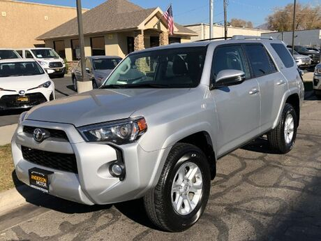 2018 Toyota 4Runner SR5 PREMIUM 4WD Salt Lake City UT