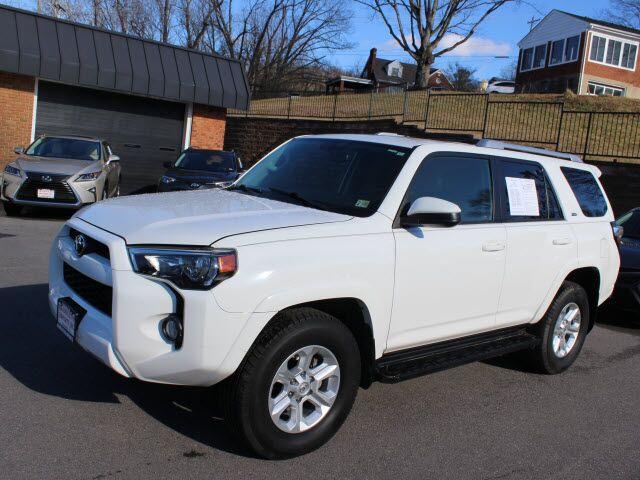 2018 Toyota 4Runner SR5 Roanoke VA