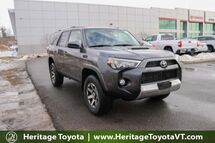 2018 Toyota 4Runner TRD Off-Road South Burlington VT