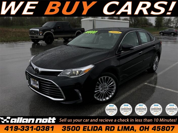 2018 Toyota Avalon Limited Lima OH