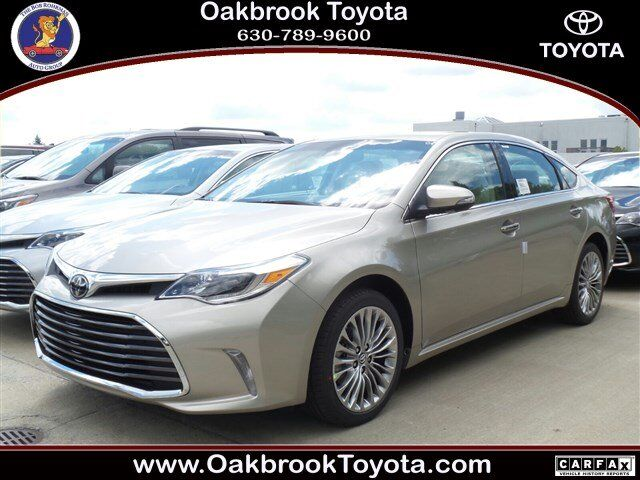 2018 toyota avalon limited westmont il 19867068. Black Bedroom Furniture Sets. Home Design Ideas