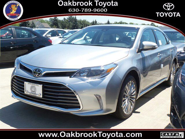 2018 toyota avalon limited westmont il 19479092. Black Bedroom Furniture Sets. Home Design Ideas