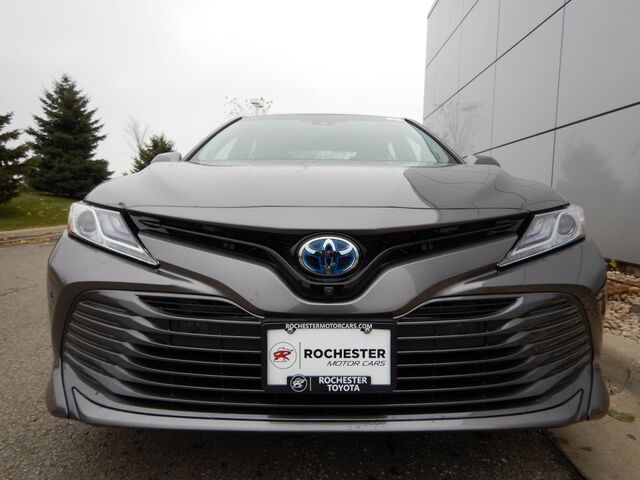 2018 Toyota Camry Hybrid XLE Rochester MN