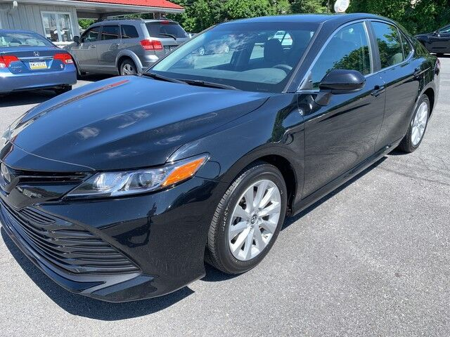 2018 Toyota Camry LE Chambersburg PA