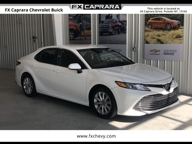 2018 Toyota Camry LE Watertown NY