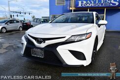 2018_Toyota_Camry_SE / Automatic / Auto Start / Bluetooth / Back Up Camera / Lane Departure and Collision Alert / Only 2k Miles / 39 MPG / 1-Owner_ Anchorage AK