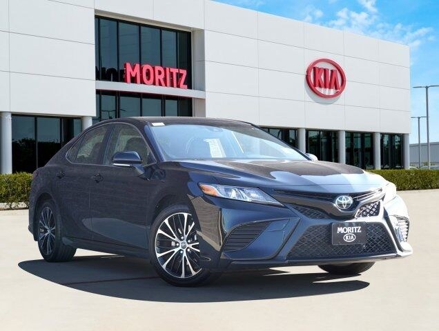 2018 Toyota Camry SE Fort Worth TX