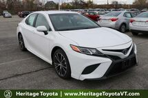 2018 Toyota Camry SE South Burlington VT