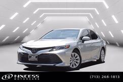 2018_Toyota_Camry_XLE_ Houston TX