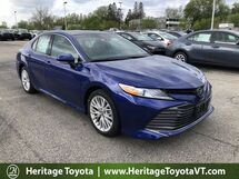 2018 Toyota Camry XLE South Burlington VT