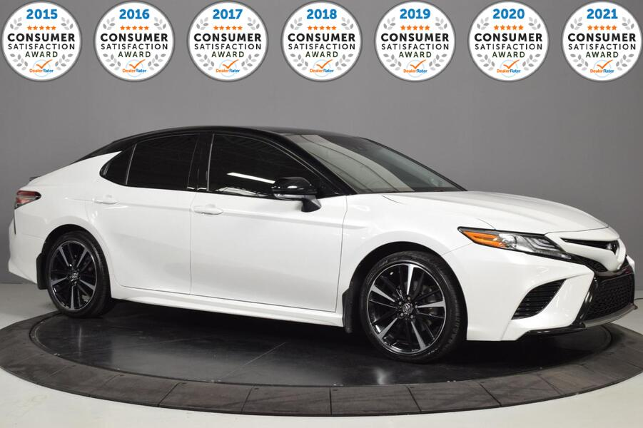 2018_Toyota_Camry_XSE_ Glendale Heights IL