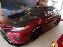 2018_Toyota_Camry_XSE/TRD HOT ROD EIBACK SPRINGS, SLOTTED AND DRILLED  ROTORS $20K UPGRADES_ Charlotte NC