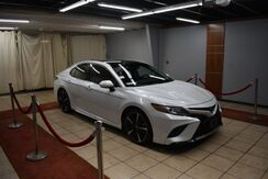 2018_Toyota_Camry_XSE V6 WITH RED ROSSO LEATHER INTERIOR_ Charlotte NC