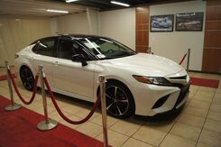 2018_Toyota_Camry_XSE WITH ROSSO RED INTERIOR_ Charlotte NC