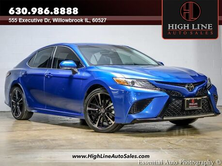 2018_Toyota_Camry_XSE_ Willowbrook IL