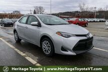 2018 Toyota Corolla LE South Burlington VT
