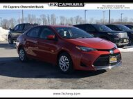 2018 Toyota Corolla LE Watertown NY