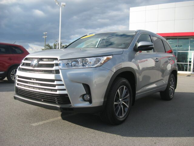 2018 toyota highlander awd xle v6 w navigation lima oh. Black Bedroom Furniture Sets. Home Design Ideas
