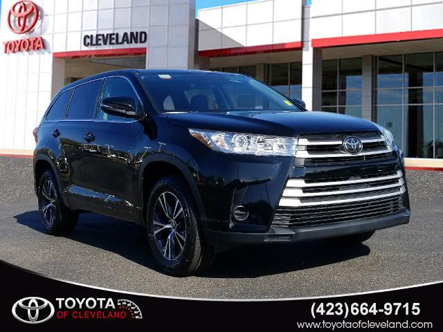 2018 Toyota Highlander LE McDonald TN