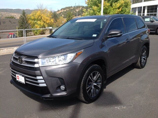 2018 Toyota Highlander LE Plus Durango CO