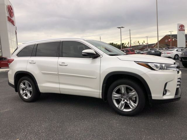 2018 Toyota Highlander Limited Macon GA