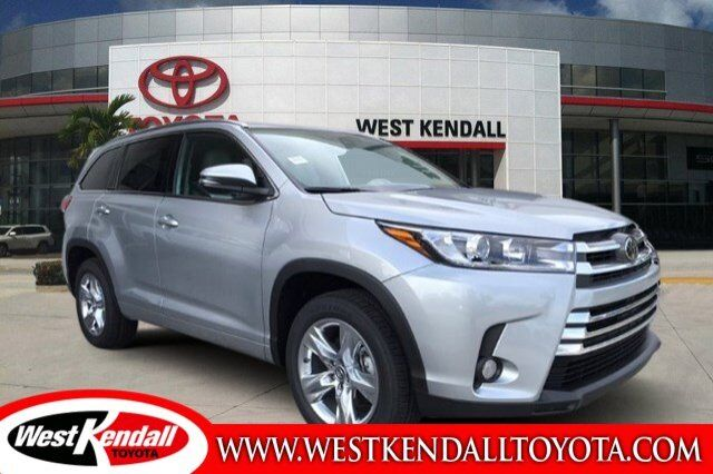 2018 Toyota Highlander Limited For Sale | West Kendall Toyota In Miami |  SKUW60940